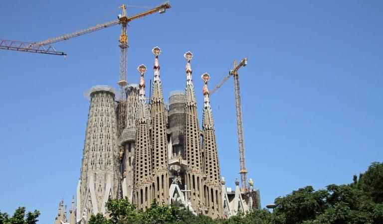 La Sagrada Família escollida com el Lloc més destacat del món 2020