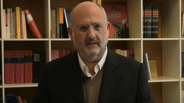 Eduard Pujol emet un vídeo on nega les acusacions d'assetjament sexual