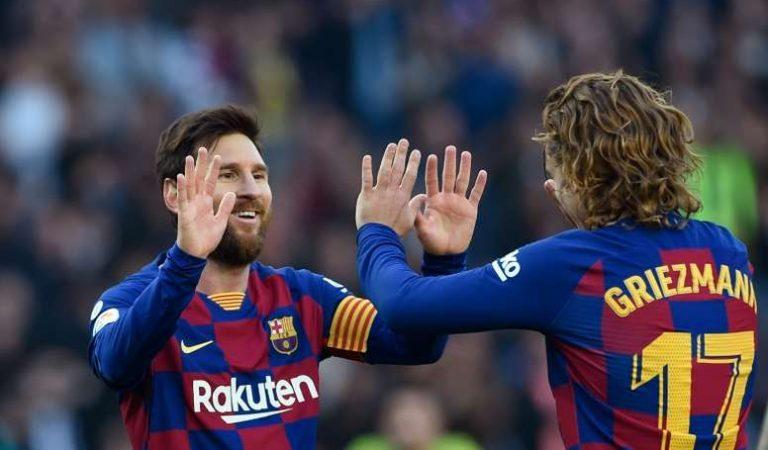 Messi esclata a l'arribada a l'aeroport on l'esperava una inspecció d'Hisenda