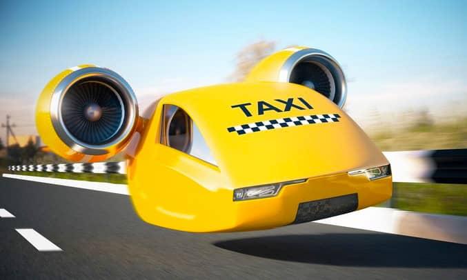 Barcelona podria tenir els primers taxis voladors l'any 2022