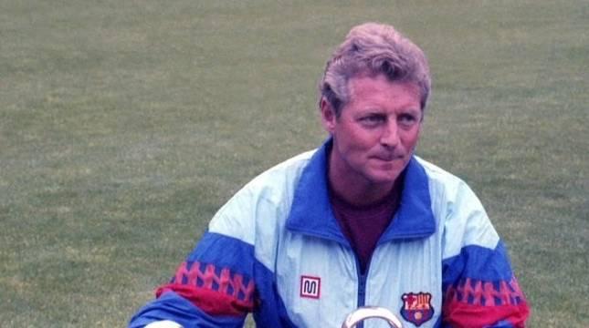 Mor als 73 anys Toni Bruinsl'ajudant deJohanCruyff a la banqueta del Barça