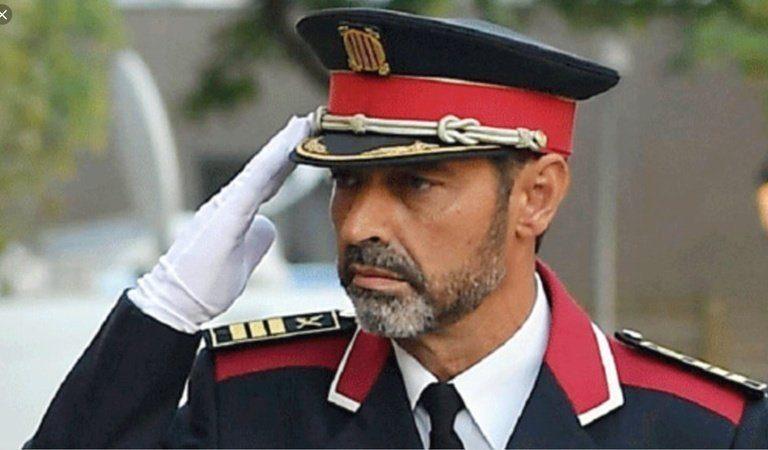 ÚLTIMA HORA: Trapero restituït com a cap dels Mossos d'Esquadra