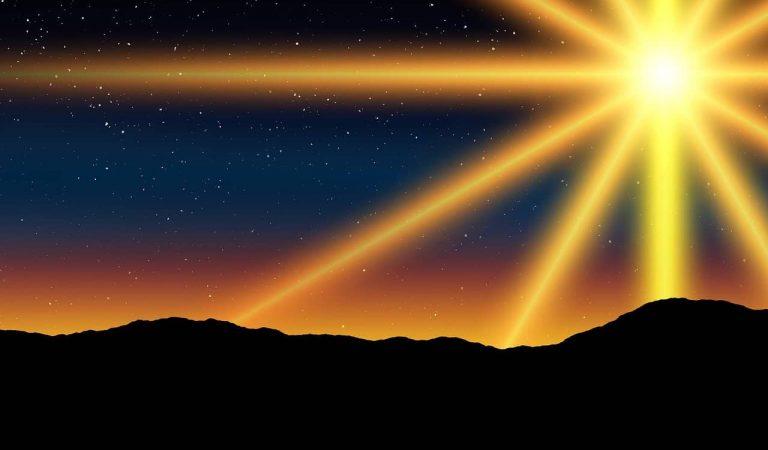 Gràcies a la conjunció de Júpiter i Saturn, després de quasi quatre-cents anys l'Estel de Betlem serà visible aquesta nit.