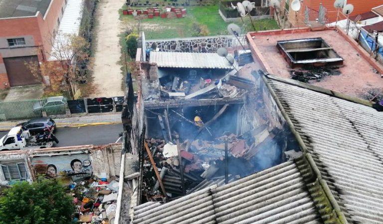Els propietaris de la nau incendiada a Badalona són dos exjugadors de basquet de l'ACB