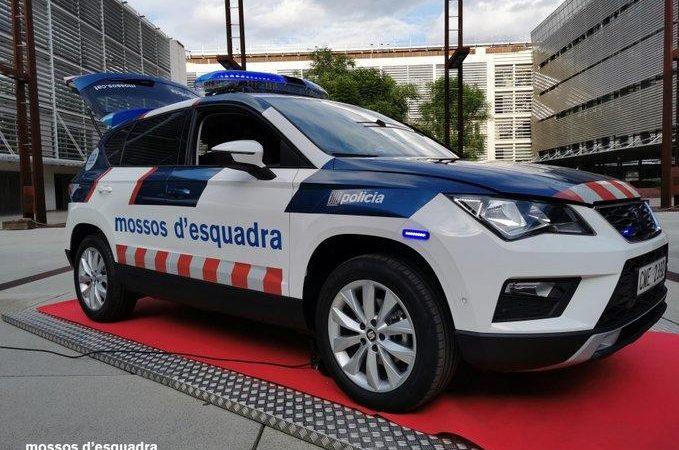 Els nous Seat dels Mossos d'Esquadra perden benzina i han de retornar-los al taller