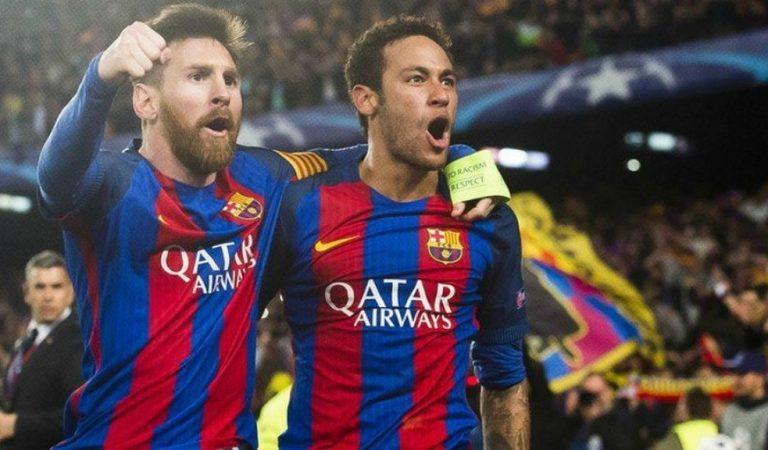 Neymar disposat a fer tot el possible per jugar amb Messi la temporada vinent, però on, Barcelona o París.
