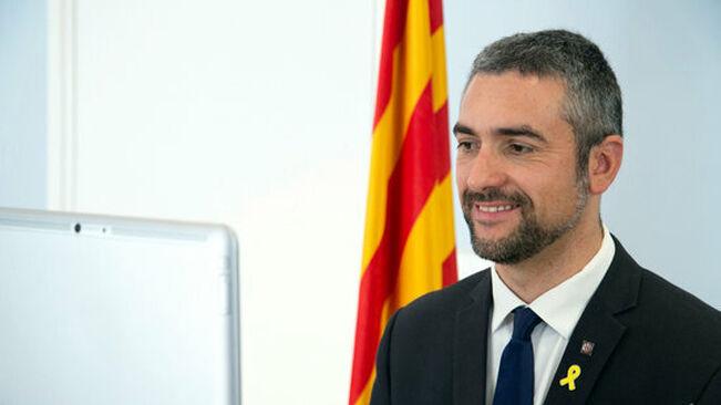 El TSJC inhabilita al conseller d'Exteriors BernatSolé, pel Referèndum de l'1 d'octubre