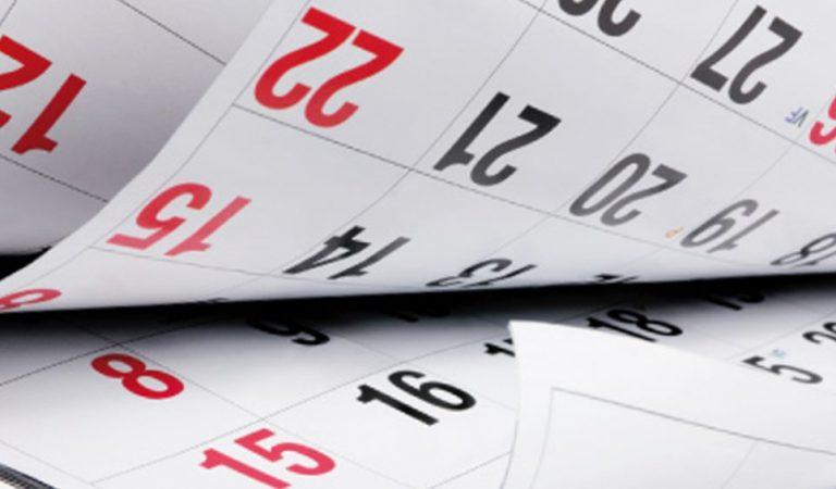 Sabeu per què el calendari d'aquest any és igual que el de 1937, 1965, 1993 i serà el mateix que l'any 2049?