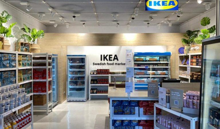 Ikea obre la seva primera botiga pop-up dedicada a la gastronomia sueca en la Maquinista de Barcelona