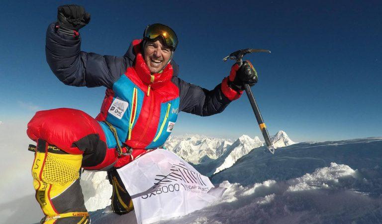 Mor l'alpinista català Sergi Mingote en un fatal caiguda al K2 a l'Himàlaia