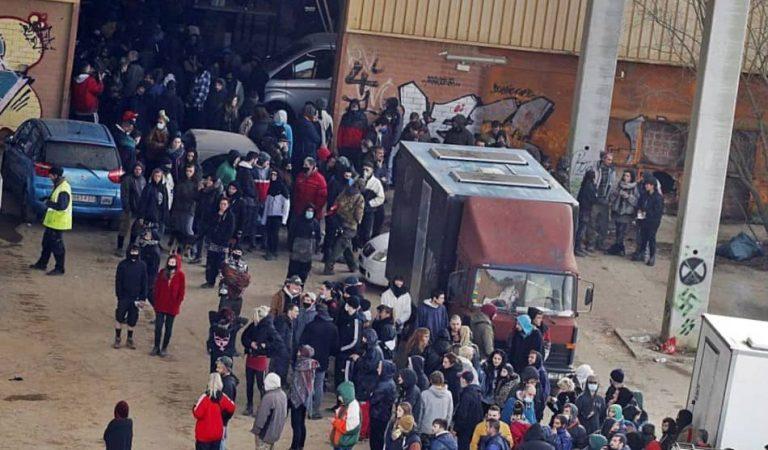 Balanç del desmantellament de la festa il·legal de Llinars del Vallès