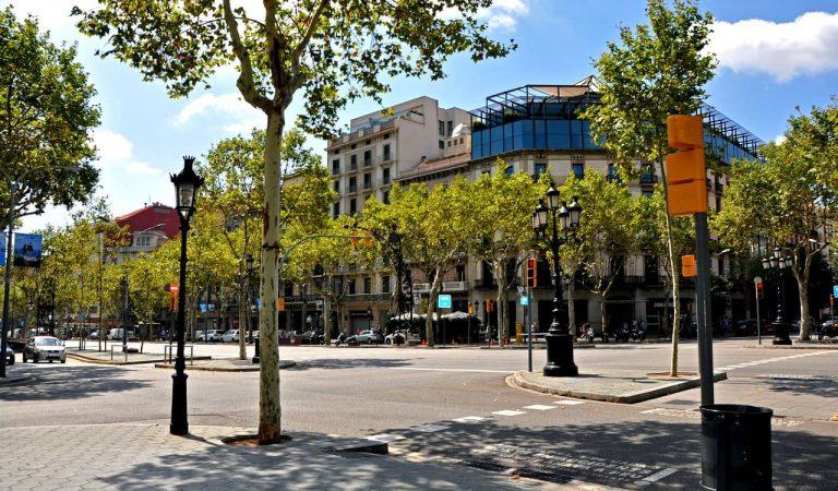Nous canvis a la circulació per la Diagonal i la Gran Via de Barcelona a partir del 8 de febrer