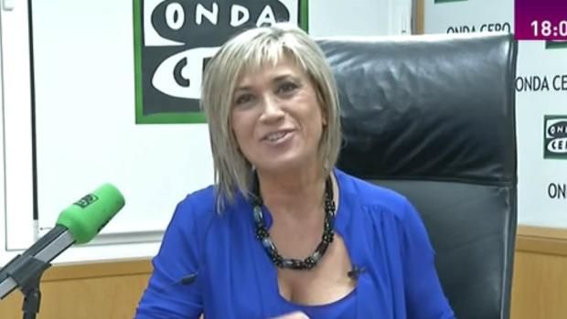 Julia Otero anuncia en directe que deixa la ràdio per tractar-se d'un càncer