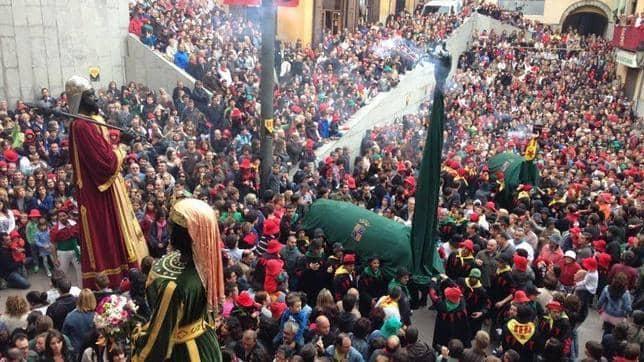 Berga suspèn la celebració de la Patum per tercer cop a la seva història, dues per culpa de la pandèmia.