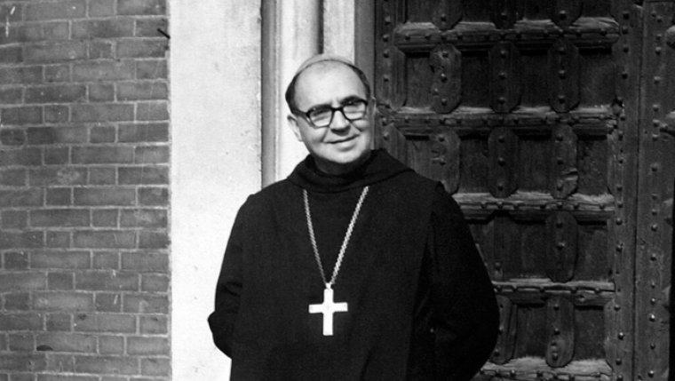 Avui fa56 anys que Franco va obligar a abandonar el país a l'Abat de Montserrat, Aureli MariaEscarré.