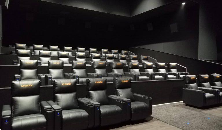 Obre a Barcelona el primer cinema amb seients amb moviment sincronitzat amb la pel·lícula