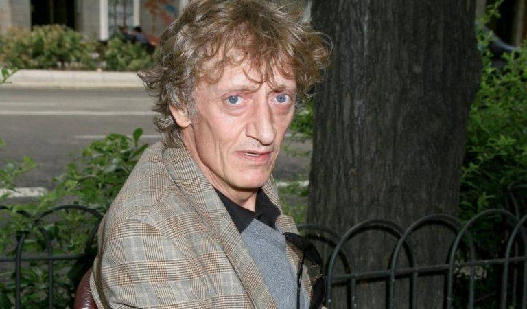 Mor l'actorEnriqueSan Franciscoals 65 anysa causa d'una pneumònia