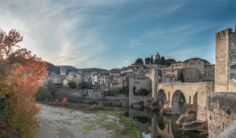 Besalú el segon poble d'interior més bonic d'Espanya