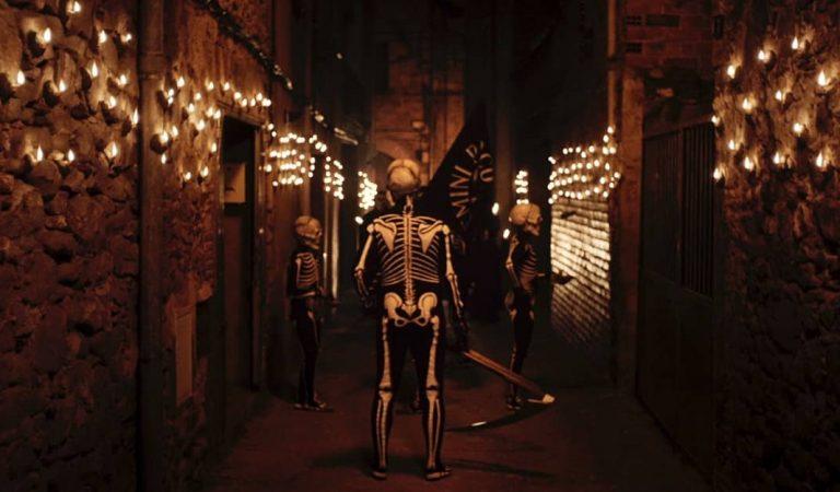 La Dansa de la Mort, una tradició amb cinc segles d'història – La Dansa de la Mort de la pandèmia