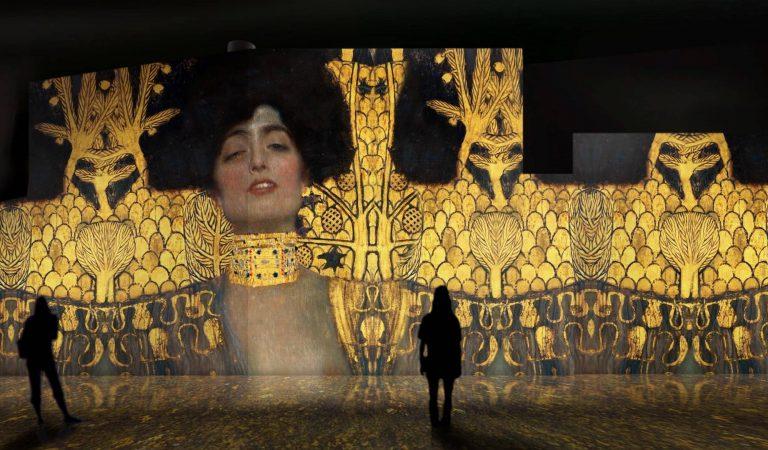 Obre a Barcelona l'Experiència Immersiva de Gustav Klimt