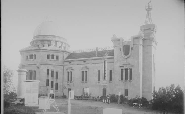 Avui fa cent anys es va posar en marxa el Servei Meteorològic de Catalunya