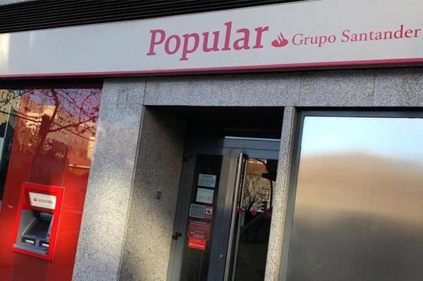 El Banc Popular argumenta que no va fer un pagament al què estava obligat perquè no entenia el català.
