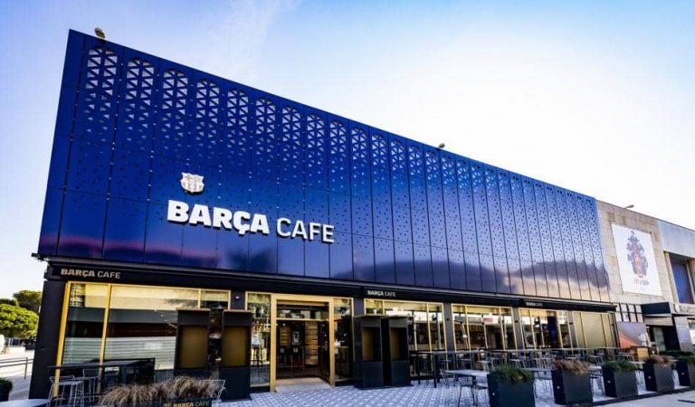 Obre el Barça Cafè una nova oferta de restauració del club blaugrana amb els plats preferits dels seus jugadors