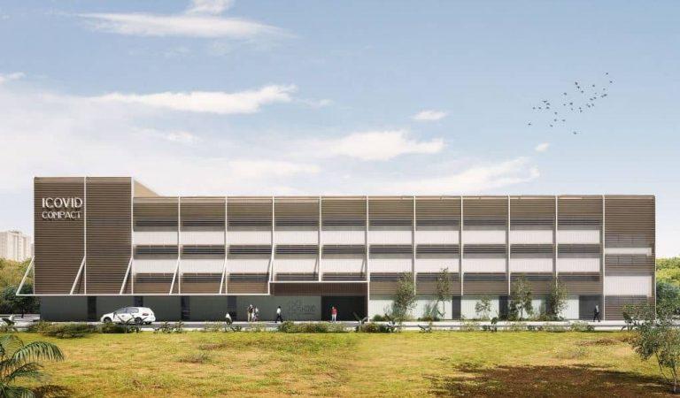 El futur dels hospitals catalans que es van construir per atendre pacients de Covid-19