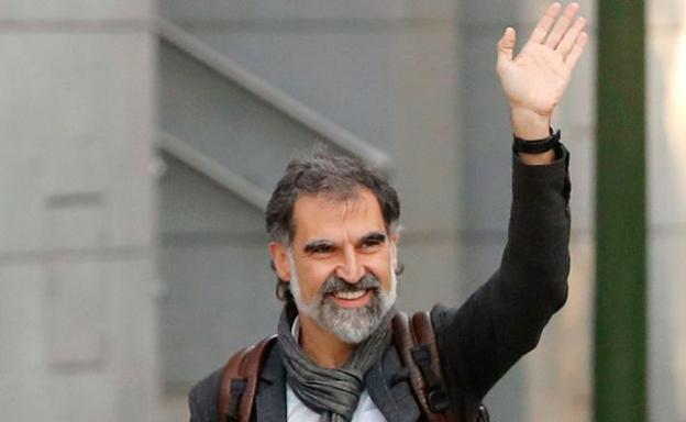 """El separatisme català, portada d'avui de """"The New York Times"""" amb Jordi Cuixart com a protagonista"""