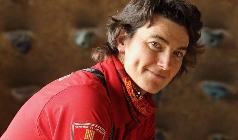 Mor Emma Roca, bombera, doctora en bioquímica i una de les grans pioneres de les curses de muntanya