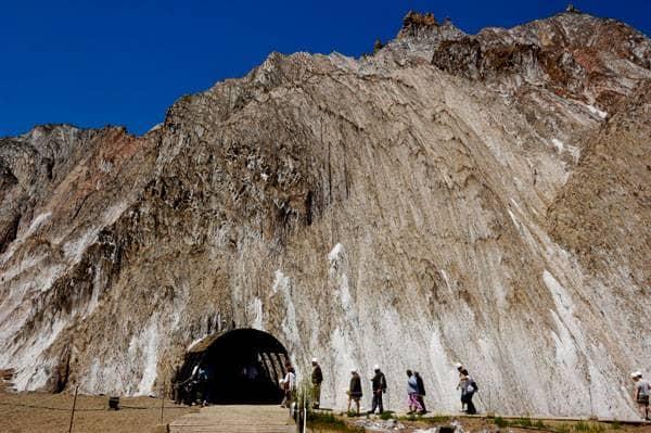 La Sal de les mines de Cardona arribarà a les nostres taules aquest hivern