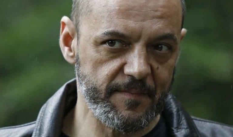 """MorÓscarSánchez Zafra, un dels actors de """"La Casa dePapel"""""""