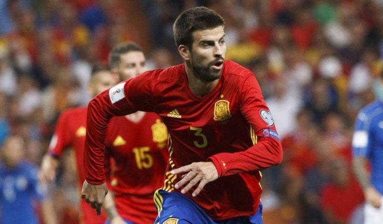 El Ministeri autoritza a vacunar a la selecció espanyola de futbol i ho farà l'exèrcit.