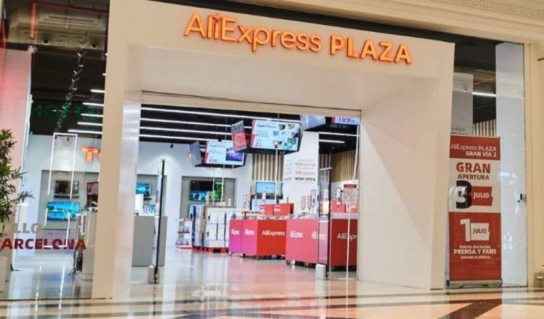 AliExpressPlazaha obert la segona botiga a Barcelona