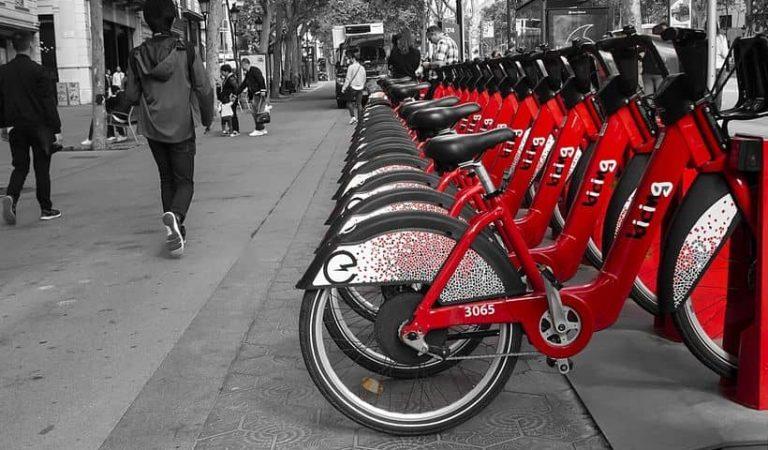 Nou servei de bicicleta pública compartida per tota l'Àrea Metropolitana de Barcelona