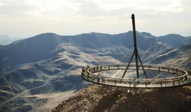 Andorra compta amb un nou atractiu turístic, el Mirador Solar d'Ordino Arcalís a 2.700 metres.