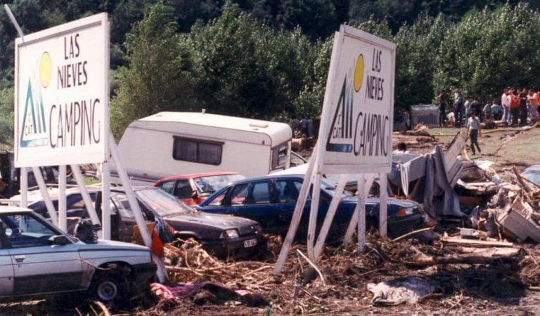 25anys de la tragèdia del Càmping de Biescas la pitjor catàstrofe natural d'aquests darrers anys
