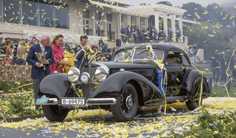 El cotxe clàssic més elegant del món té matrícula catalana. Coneix la seva història