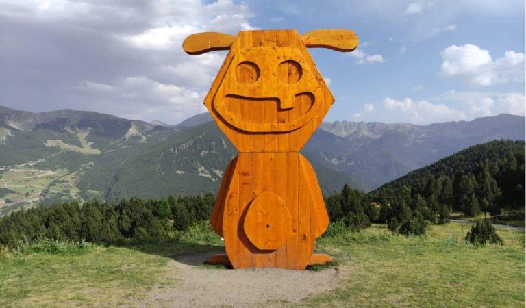 Sabeu que són elsTamarrosi on es troben? Si visiteu Andorra potser trobareu algun.