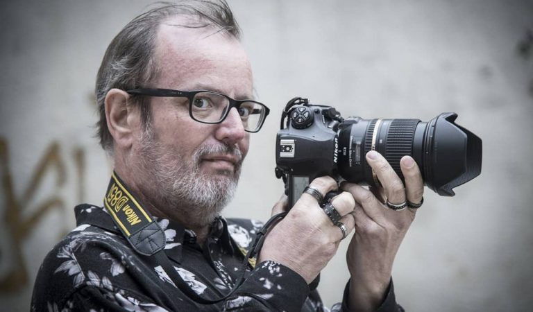 Ahir ens va deixar el fotoperiodista XavierMercadé, fundador de la revista musicalEnderrock.