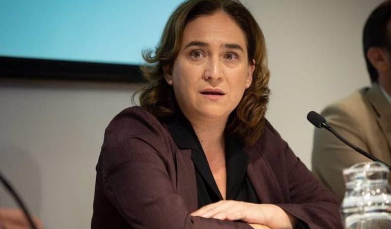 Ada Colau vol que tornin els peatges per entrar a la ciutat de Barcelona