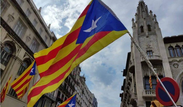 Recull d'imatges de la Diada Nacional de Catalunya 2021