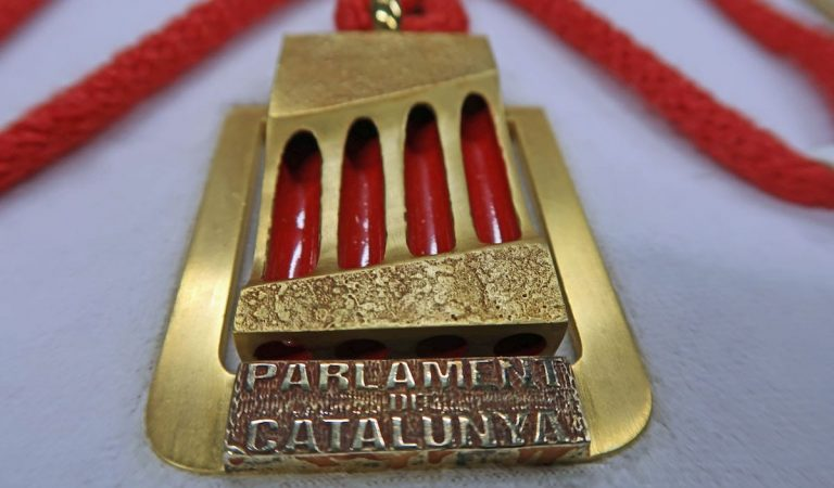 El Parlament de Catalunya atorgarà la Medalla d'Honor al col·lectiu de persones represaliades per l'1-O