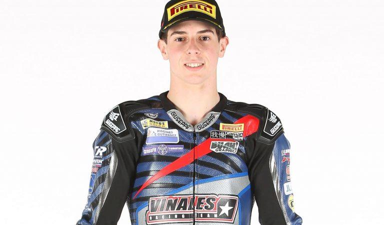 Mor el jove pilot català de15anysDeanBertaViñalesen un accident patit al circuit de Jerez.