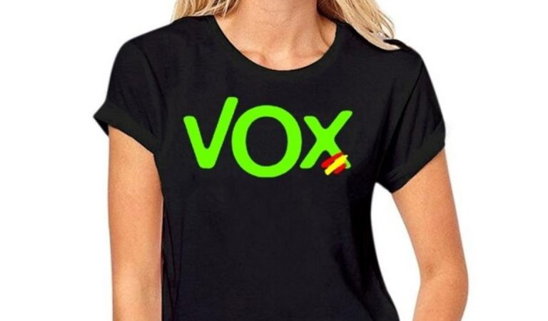 Una noia de Reus denúncia que tres homes la van violar per portar una samarreta de VOX