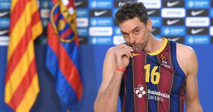 🏀 Pau Gasol anuncia la seva retirada del bàsquet professional.